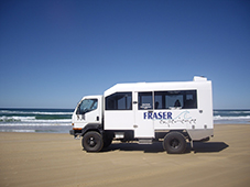 Fraser Experience Day Tour